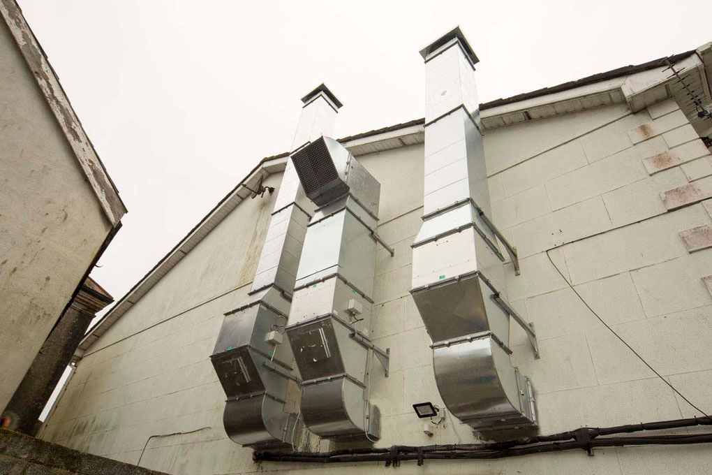 Fan, Ducting & Smart Vent Controls Gallery Image