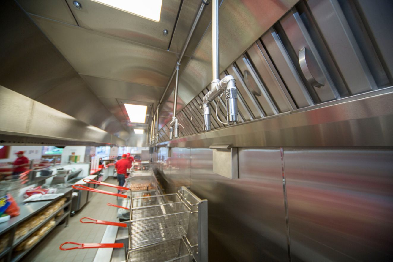 Fire Suppression Gallery Image