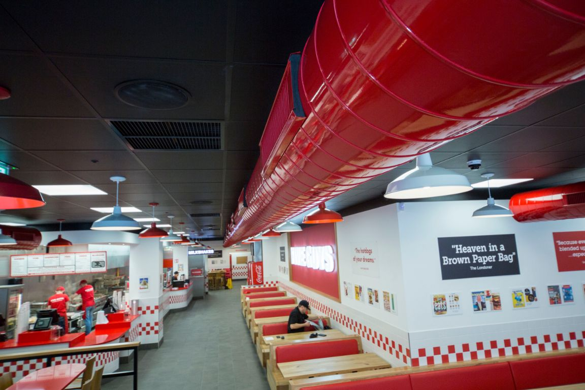 Five Guys Gallery Image